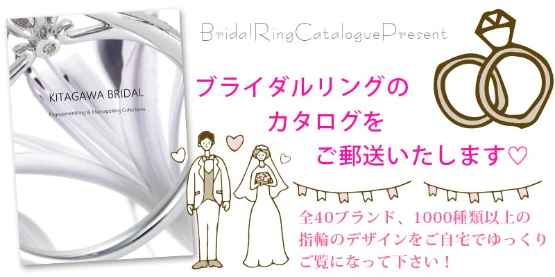静岡KITAGAWA Bridalの資料請求
